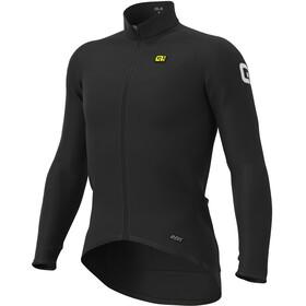 Alé Cycling R-EV1 Thermal Maglia a Maniche Lunghe Uomo, nero